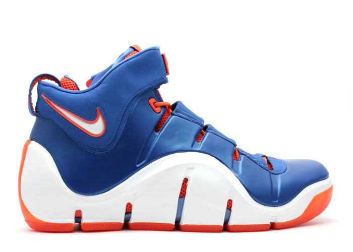 separation shoes 40ff4 bc4a0 Nike Zoom LeBron Soldier IV