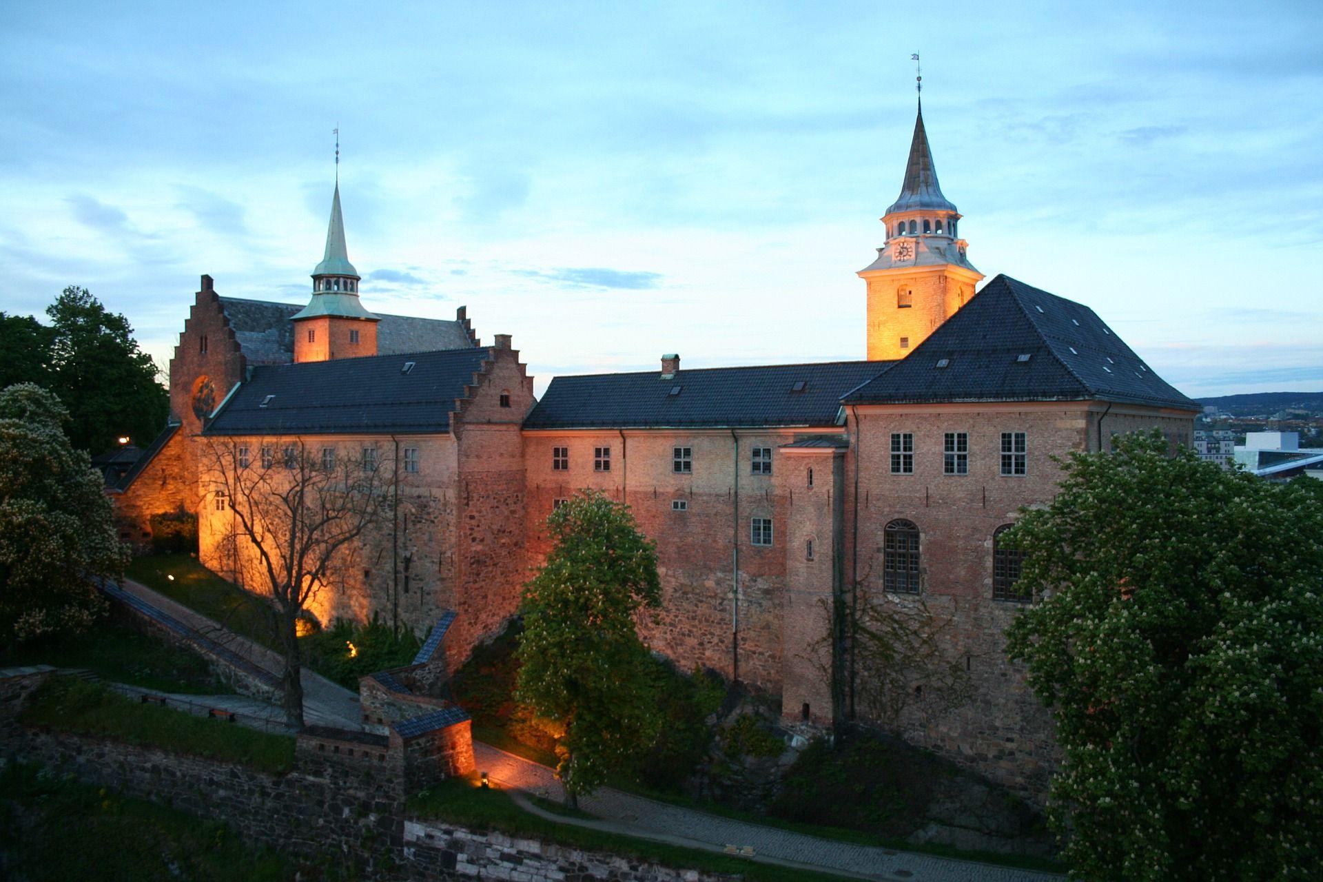 Akershuhs Fortress