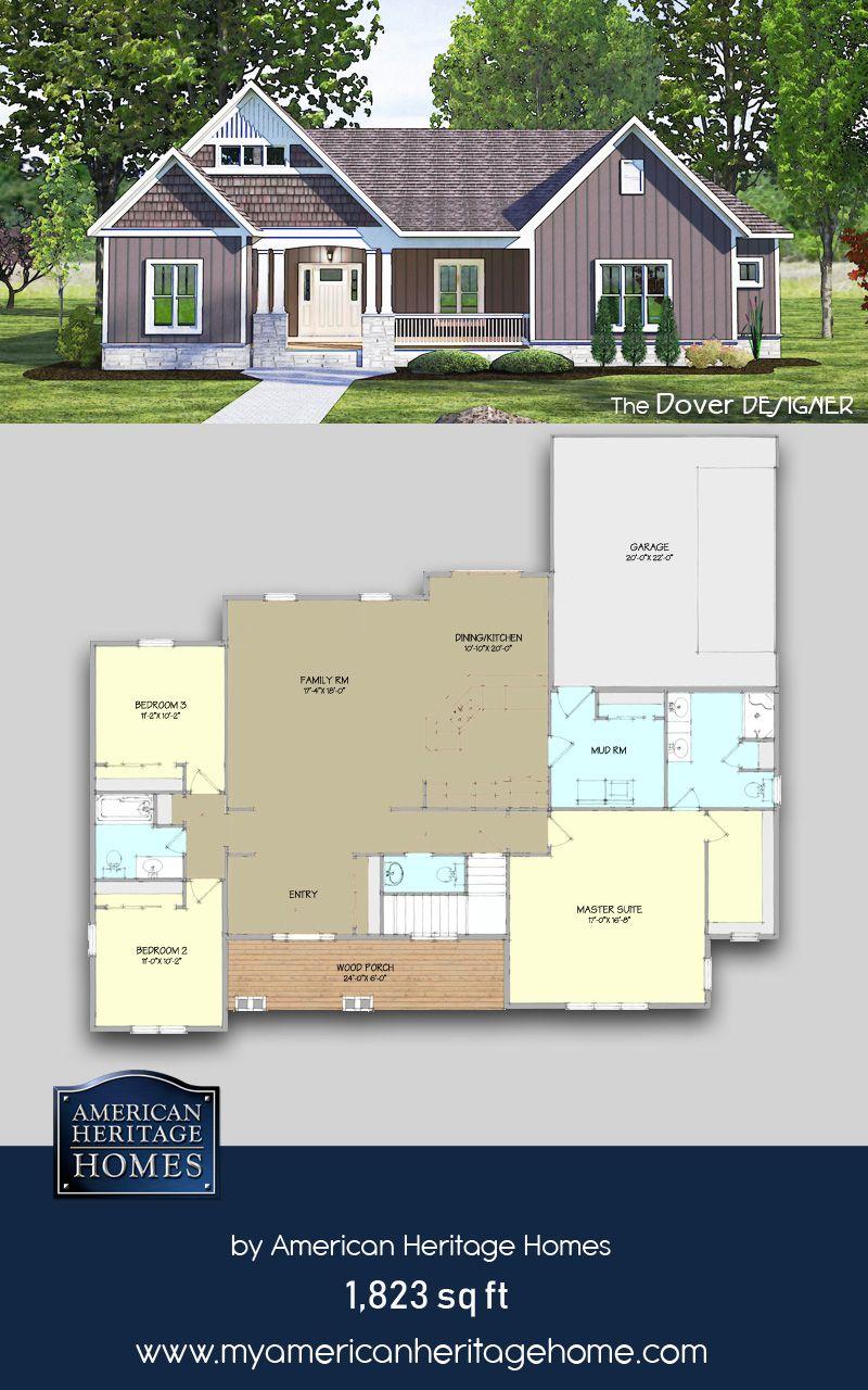 The Dover Designer House Styles Home Design