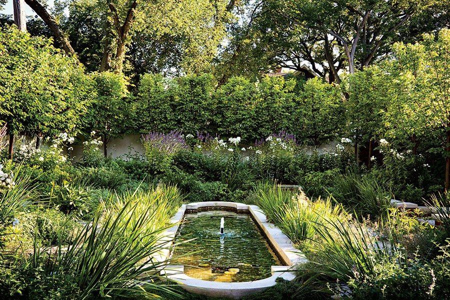 Lush Garden Sanctuaries Patios y Jardín - paisaje jardin