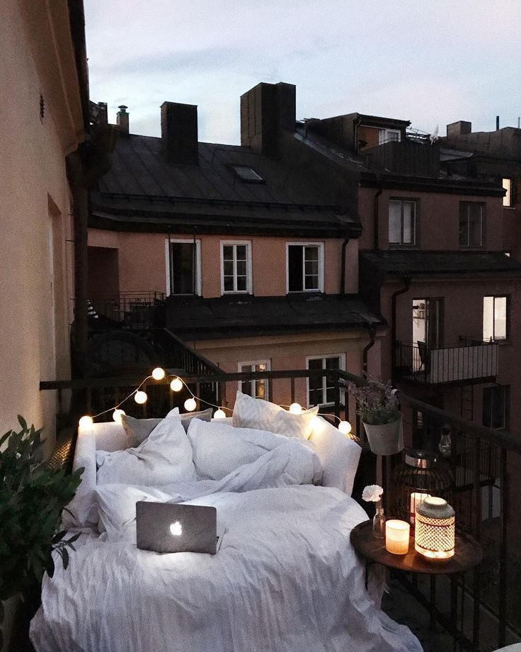 "Photo of Bianca Gonzalez Lindström on Instagram: ""If you put the balcony mattress on a …"