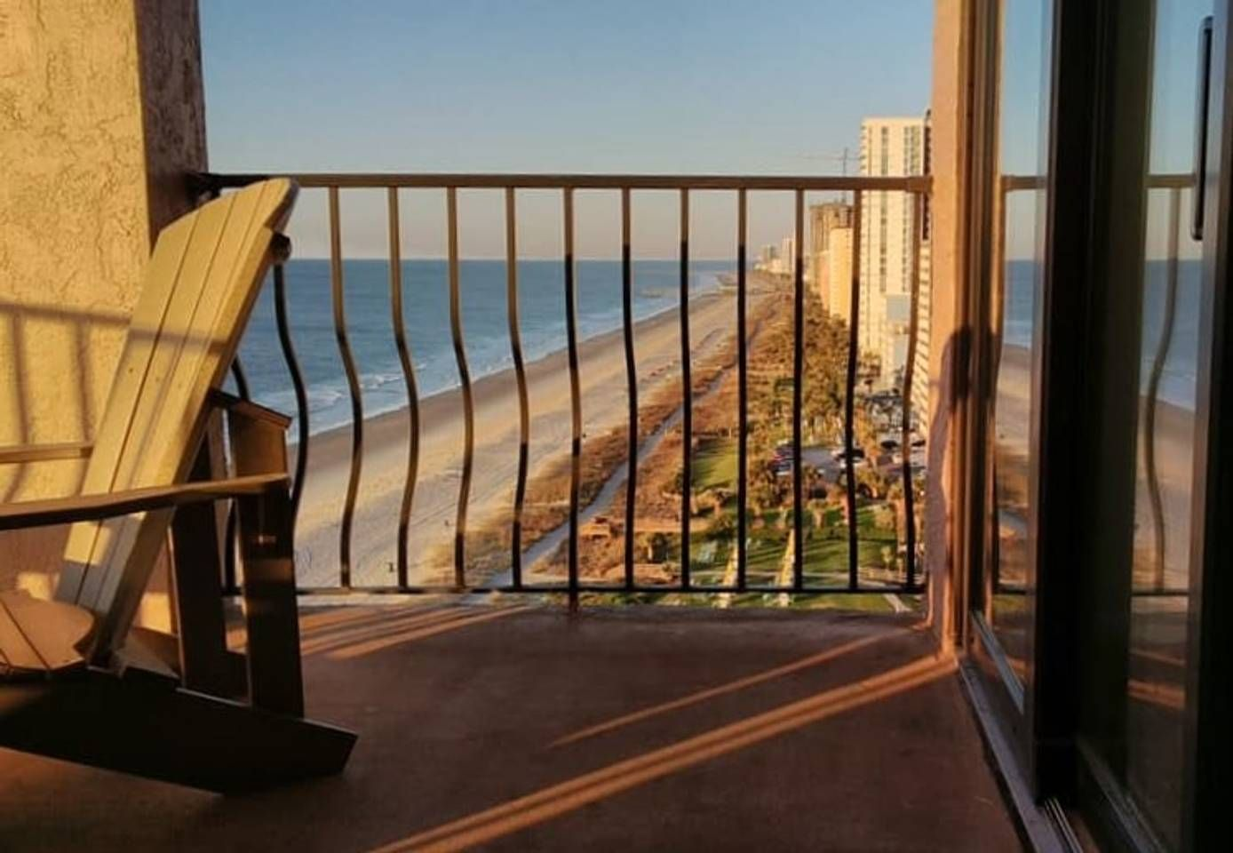 The Palms Resort 1402 Myrtle Beach Sc Oh So Peaceful Total