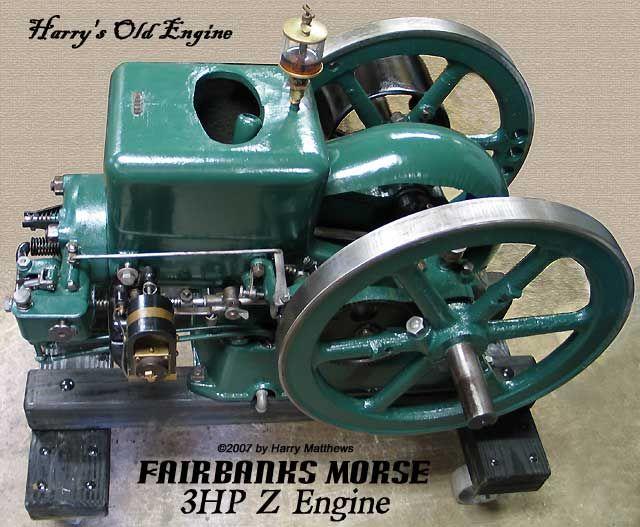 Fairbanks Morse Kerosene Engines Fairbanks Morse Engineering Fairbanks