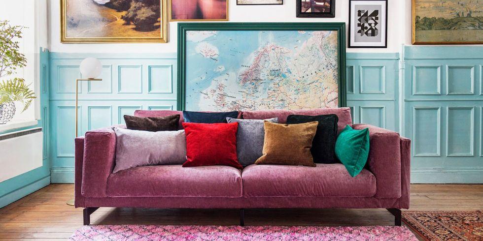 Geef je IKEA interieur een fluwelen make-over - L I V I N G ...
