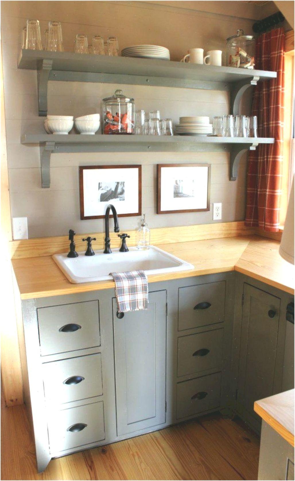 17 amazing tiny house kitchen design ideas in 17  Design, House