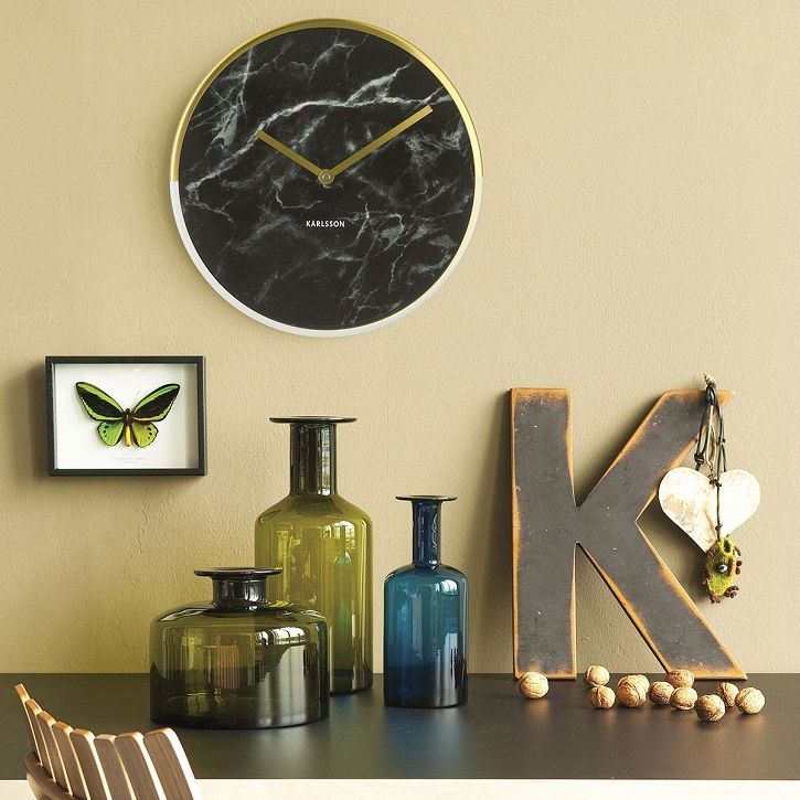Wall Clock - 9 Must have items for your wedding gift list | Itakeyou.co.uk
