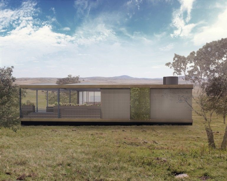 The NexusHaus Relies on Solar Power to Meet Its Energy Needs #architecture trendhunter.com