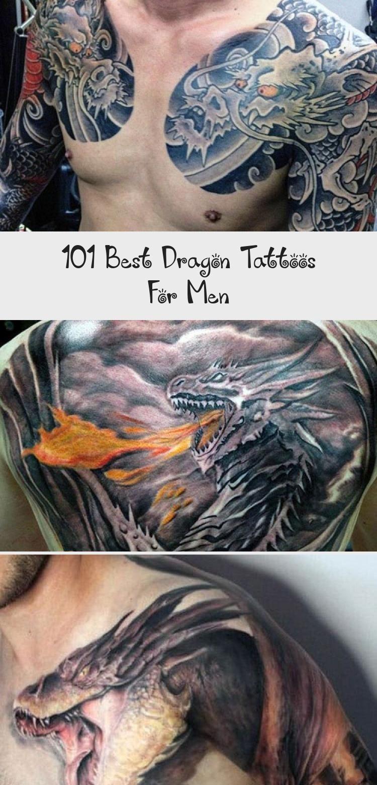Photo of 101 besten Drachentattoos für Männer – Tattoo İdeas