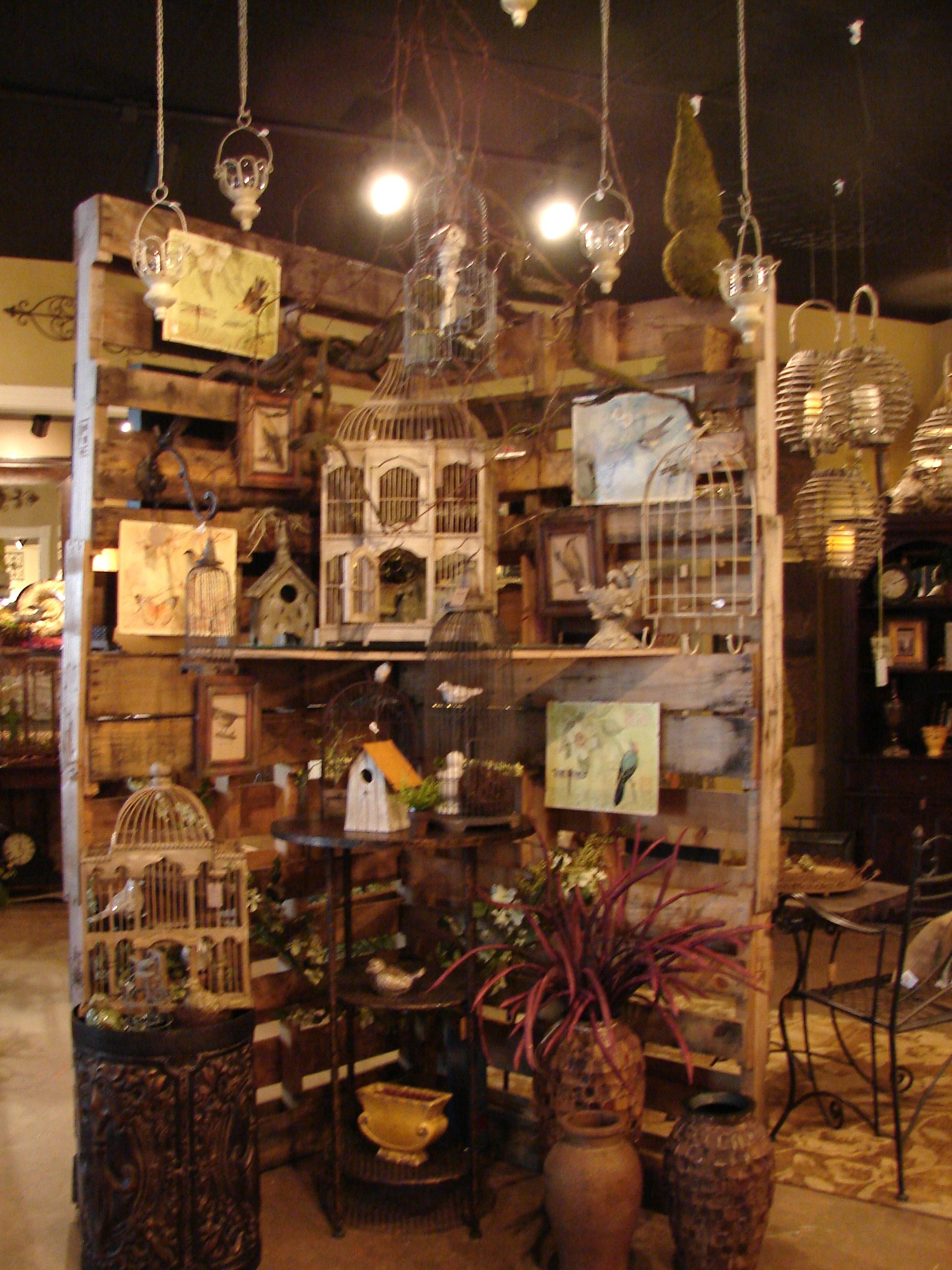 display made with pallets antique   crafter s booths shelving for store rooms shelving for shops uk