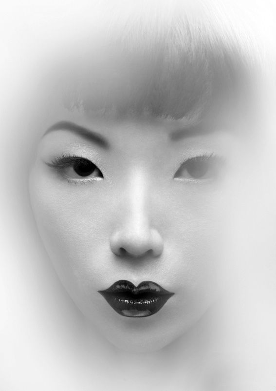 By Brian Walker -- Portrait - Black and White Photography