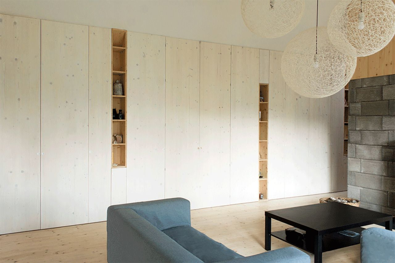 Image 21 of 38 from gallery of domt house martin boles architect photograph by erika banyayova