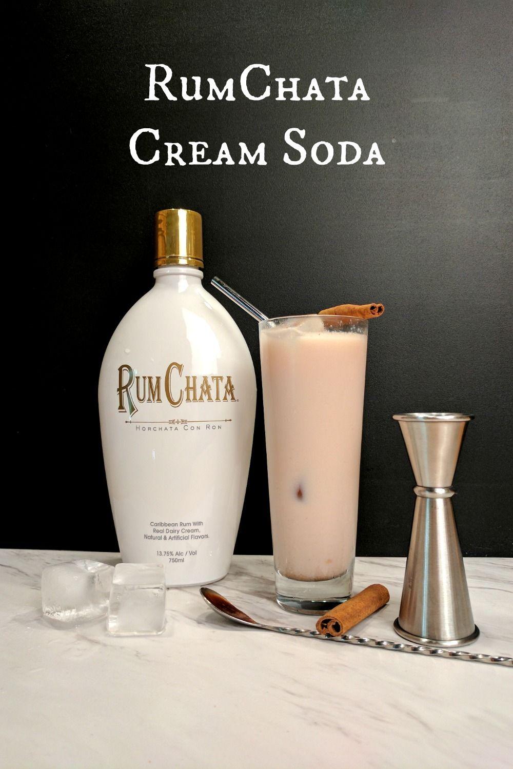 RumChata Cream Soda • A Bar Above | Recipe | Rumchata