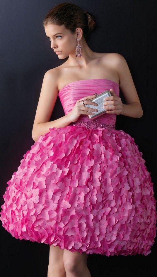 Rosa Clará 2013: Vestidos cortos de fiesta | Rosa clara, Glamour and ...