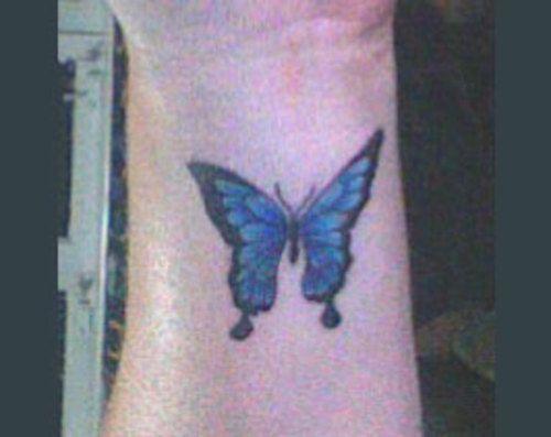 Ulysses Butterfly *mine*