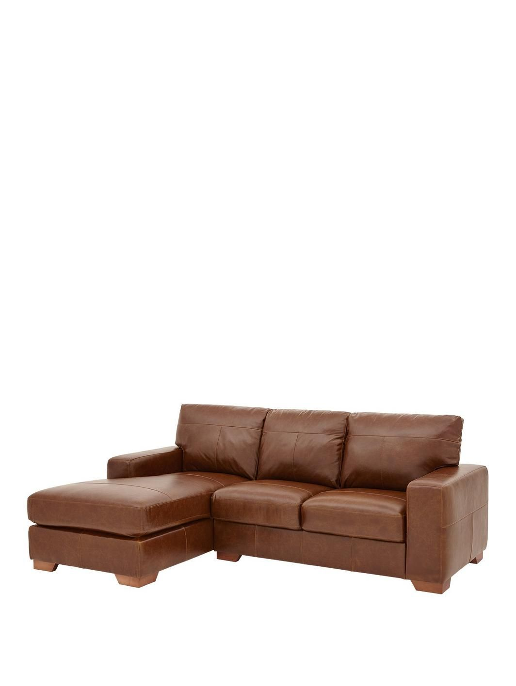 Huntington Italian Leather Left Hand Corner Chaise Sofa Http Www
