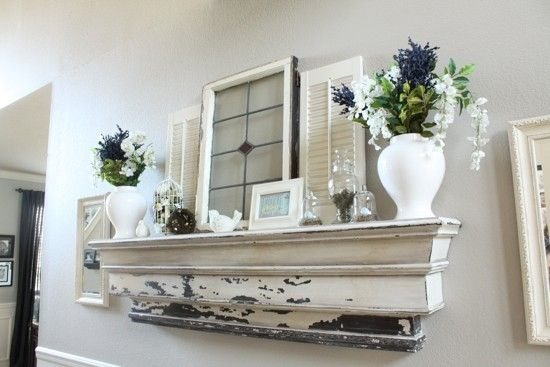 mantel by VintageM