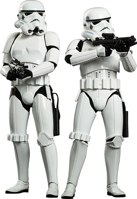 Hot Toys Stormtroopers Sixth Scale Figure Set Star Wars Episode Iv Star Wars Episodes Stormtrooper