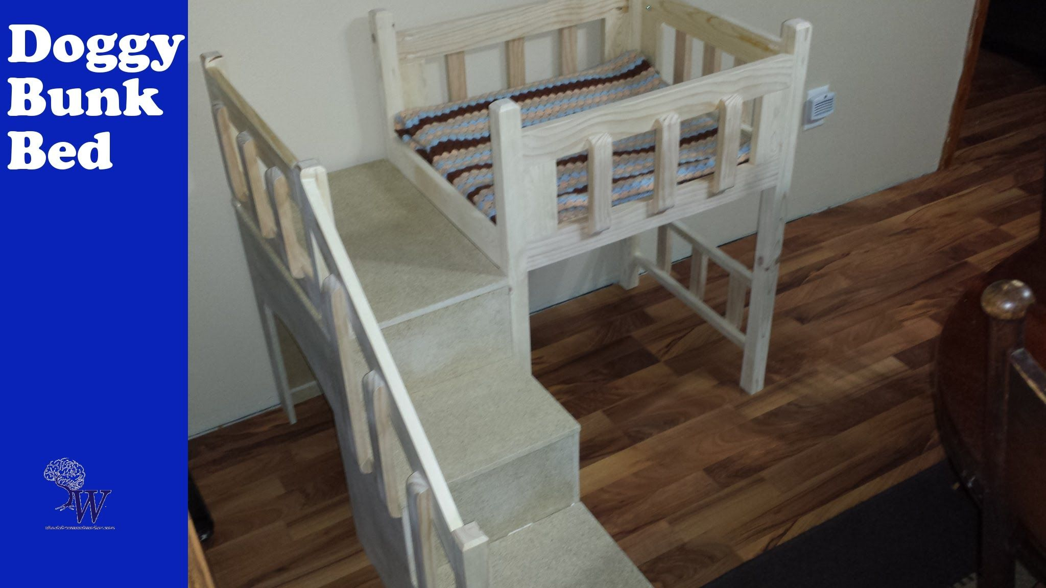 Dog Bunk Bed Crafts Pinterest Dogs Dog Bed And Pets