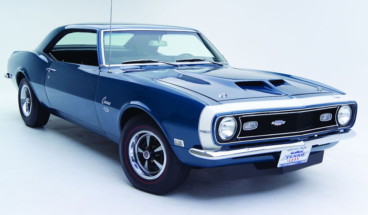 what new car did chevy release in 1968yenko camaro   new Yenko project cars as well as upcoming