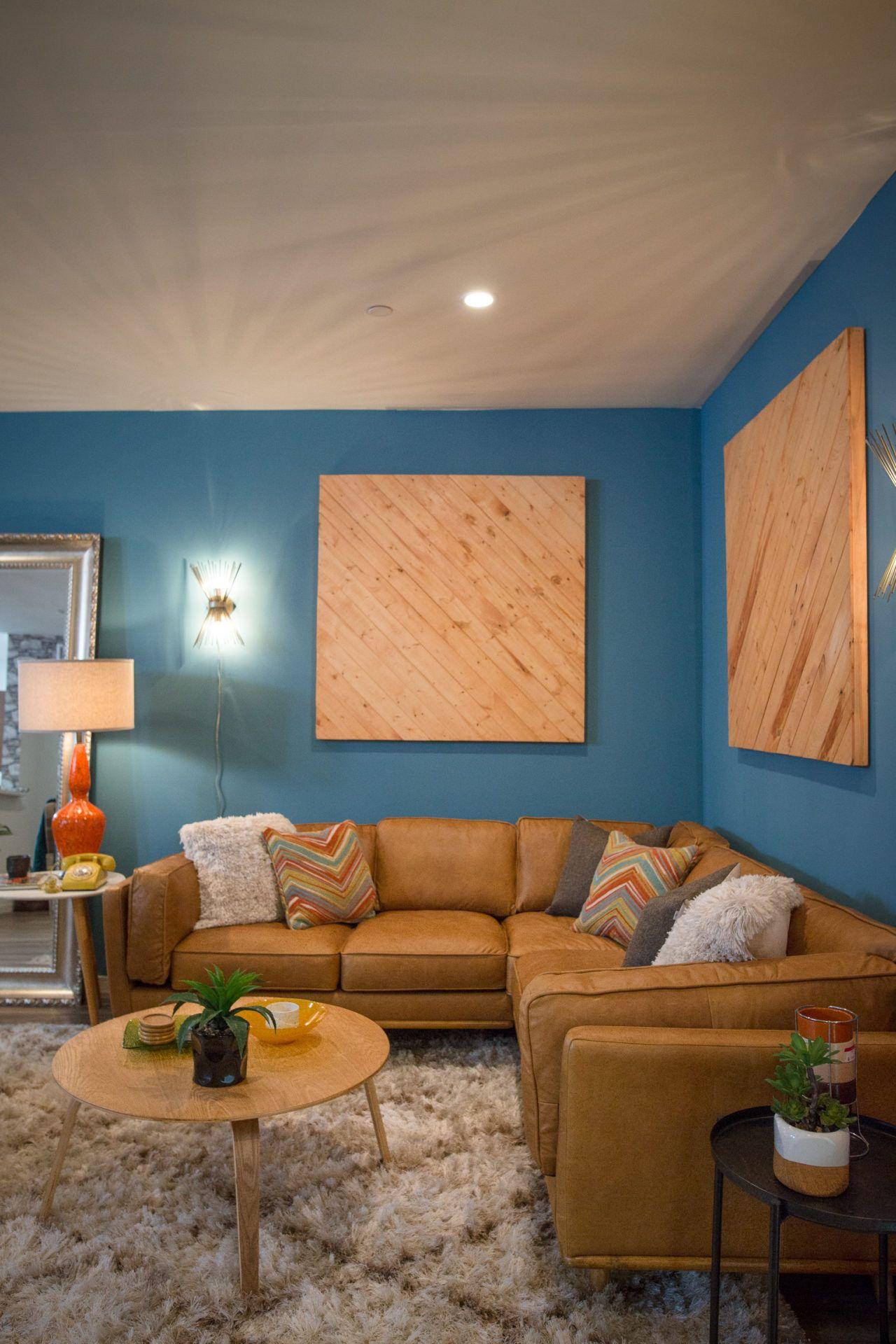 Niki Demar S 70s Inspired Apartment Makeover Retro Apartment Decor Retro Home Decor Apartment Inspiration