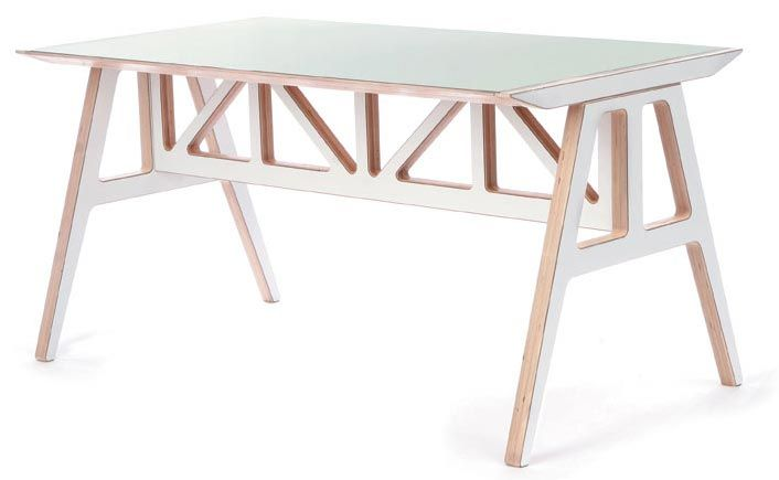 Context Furniture - Truss A-Frame Table