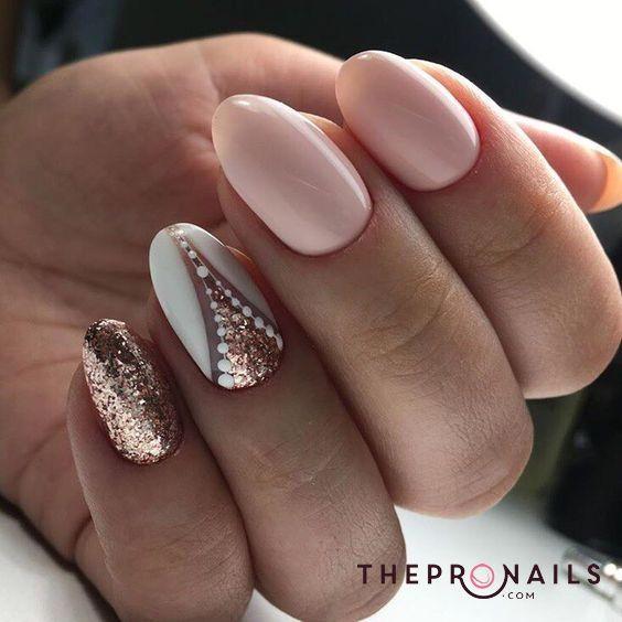 #pink #cute #design #nails - Looks Like Eiffel? #pink #cute #design #nails Nail Art Pinterest