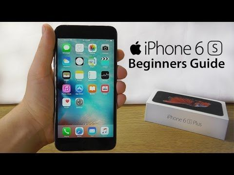 Iphone 6s Complete Beginners Guide Iphone 6s Iphone Iphone Hacks