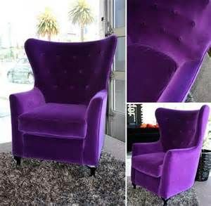 purple chair - - Yahoo Image Search Results