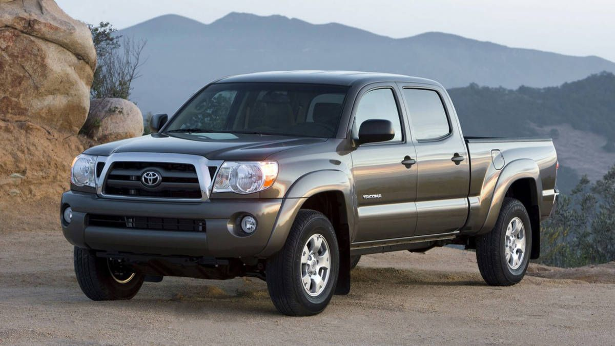 Toyota Will Settle Truck Frame Rust Suit For Up To 3 4 Billion Toyota Recall Read More Http A Toyota Tacoma Double Cab Toyota Tacoma 2010 Toyota Tacoma
