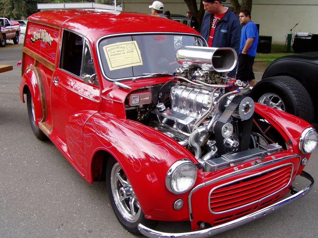 Chevrolet Pro Street Panel Wagon Hot Rods Cars Mini Morris Super Luxury Cars