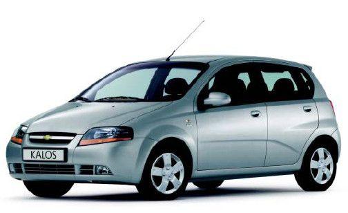 Chevrolet Kalos Chevrolet Aveo Car Chevrolet