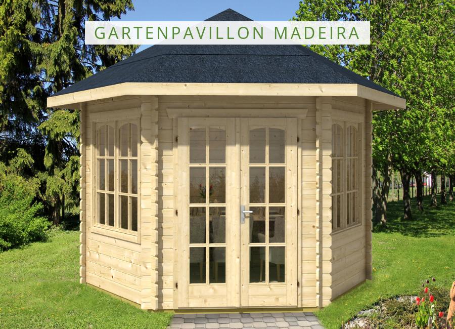 Gartenpavillon selber bauen Unser hochwertiger