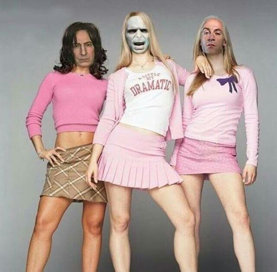 Si hubieran sido chicas...