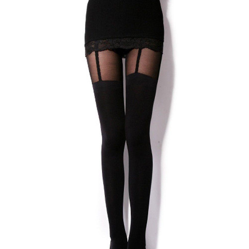 Ninimour womens stockings leggings pantyhoses garter