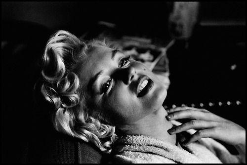 Marilyn by Elliot Erwitt.