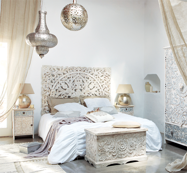 Morocco style - Bedroom | Pinterest