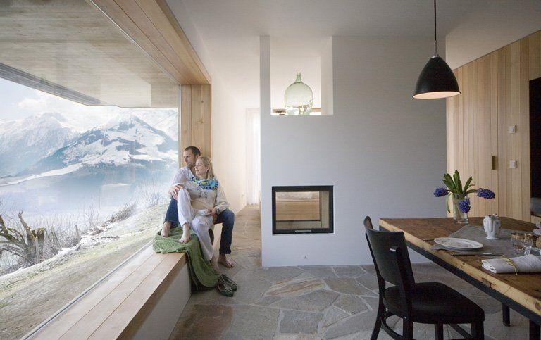 Das Schwarze Haus Von Innen Bild 30 Ferienhaus Wohnen Und Schoner Wohnen