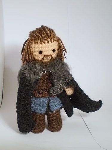 Crochet Characters on Pinterest Amigurumi, Amigurumi ...