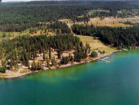Williams Lake area