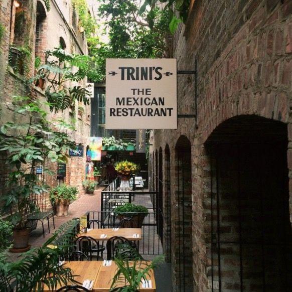 Trini S Mexican Restaurant Old Market Omaha Nebraska