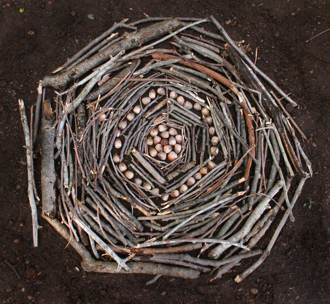 visual arts andy goldsworthy Sma prep artists tried their hand at creating outdoor sculptures inspired by the work of environmental artist, andy goldsworthy sma-cpt pam kok developed this unit in her visual arts classes to support the campus-wide initiative project earth.