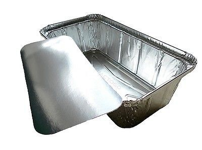 D W Fine Pack Wilkinson A86 2 Lb Aluminum Foil Loaf Bread Pan