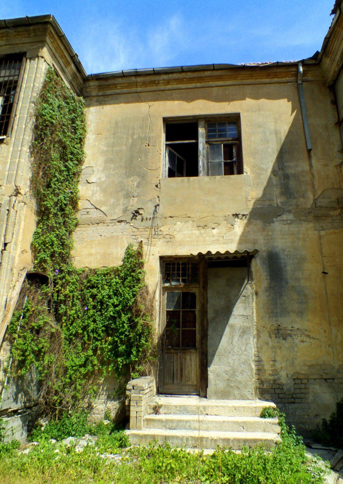 Abandoned house in Balfour street - Tel Aviv