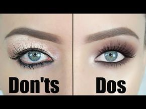 Are You Applying Your Eyeshadow Wrong?