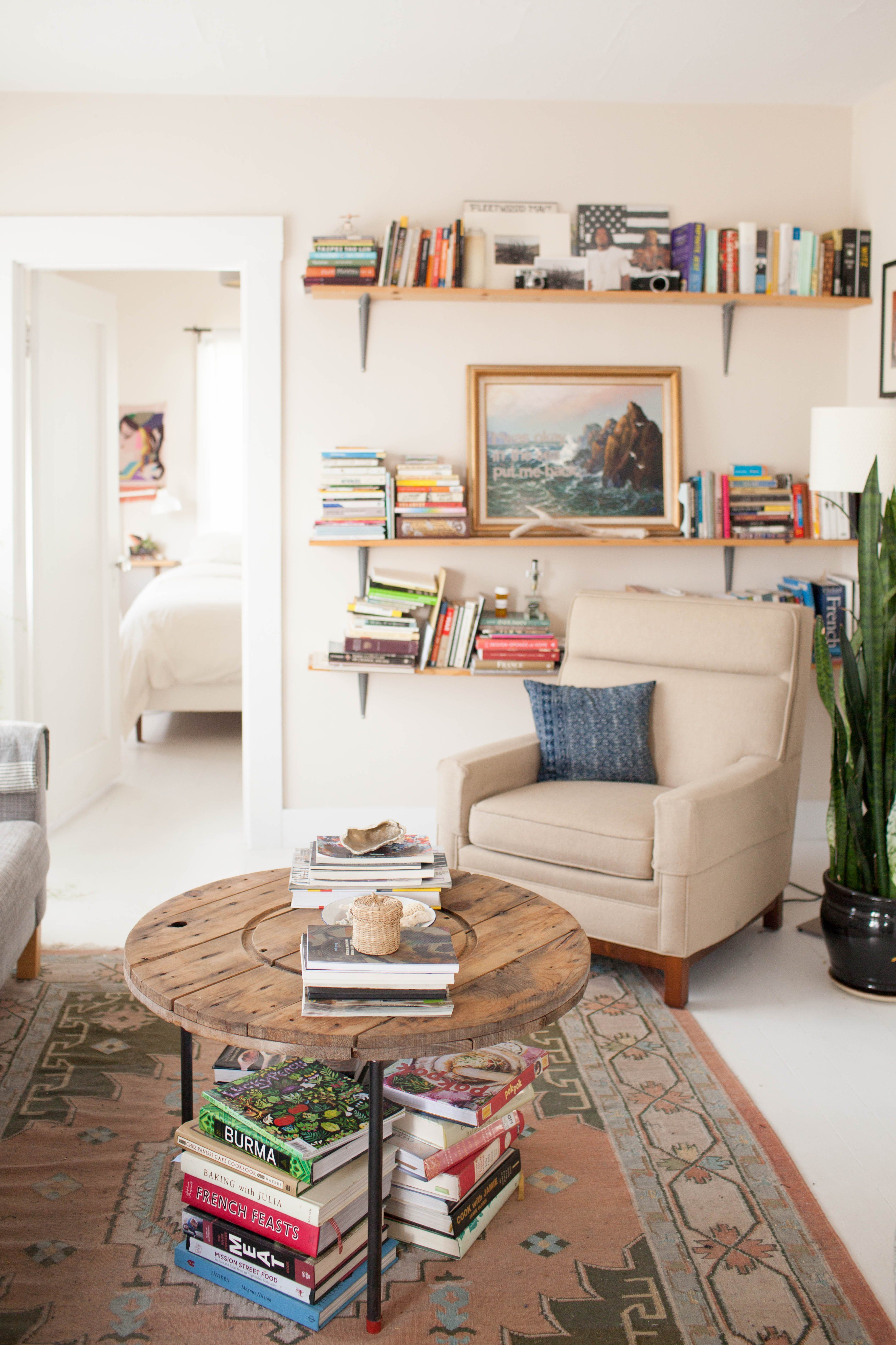 How To Fight The Rental Battle of the Beige in Every Room in The House