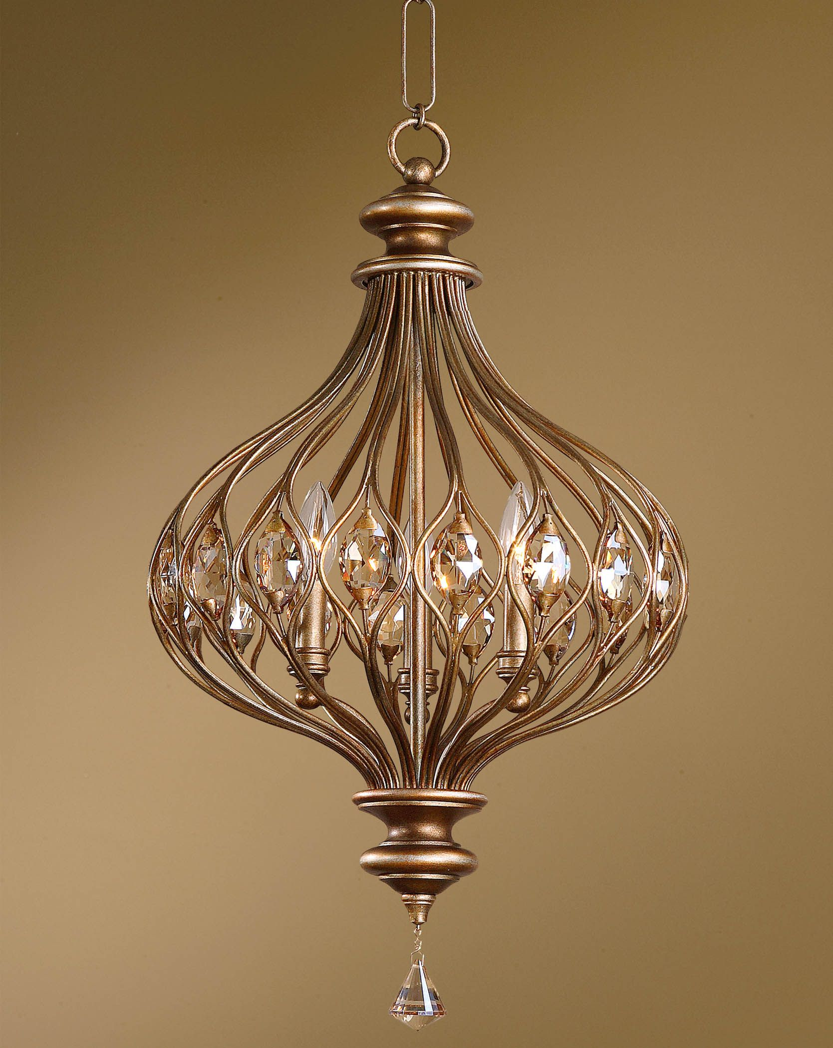 Uttermost sabina 3 lt gold pendant all home in out pinterest uttermost sabina 3 lt gold pendant mozeypictures Image collections