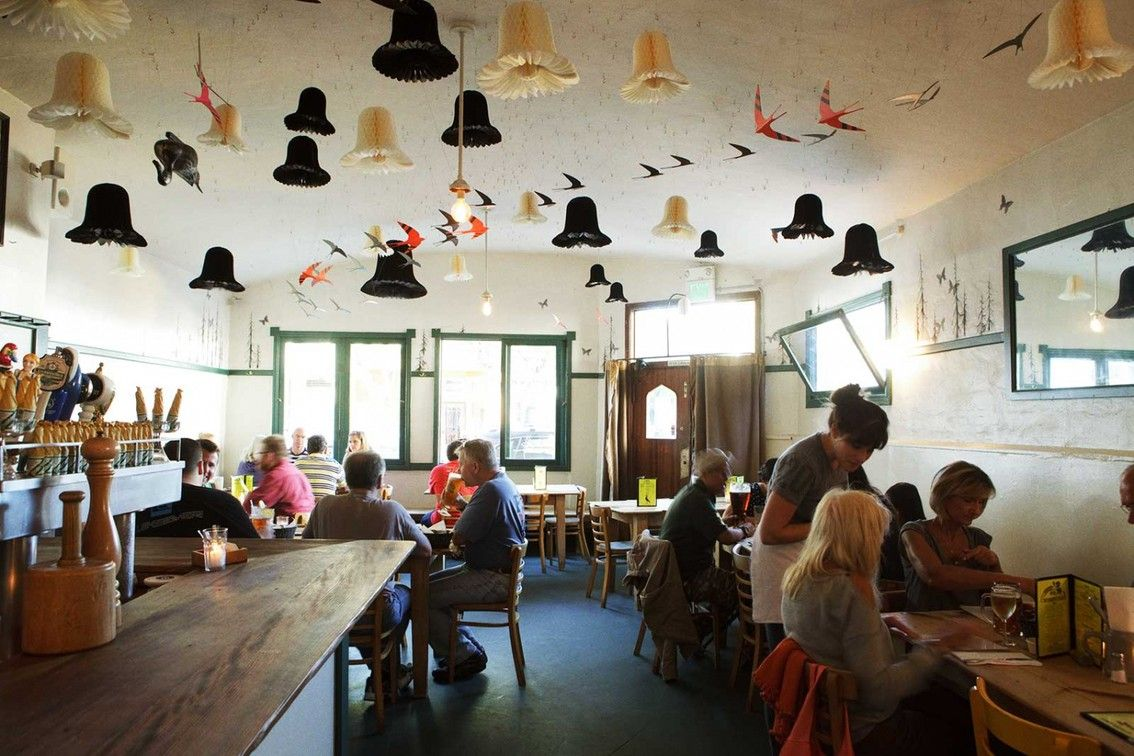 Where To Eat In Hayes Valley - San Francisco | San francisco, San ...