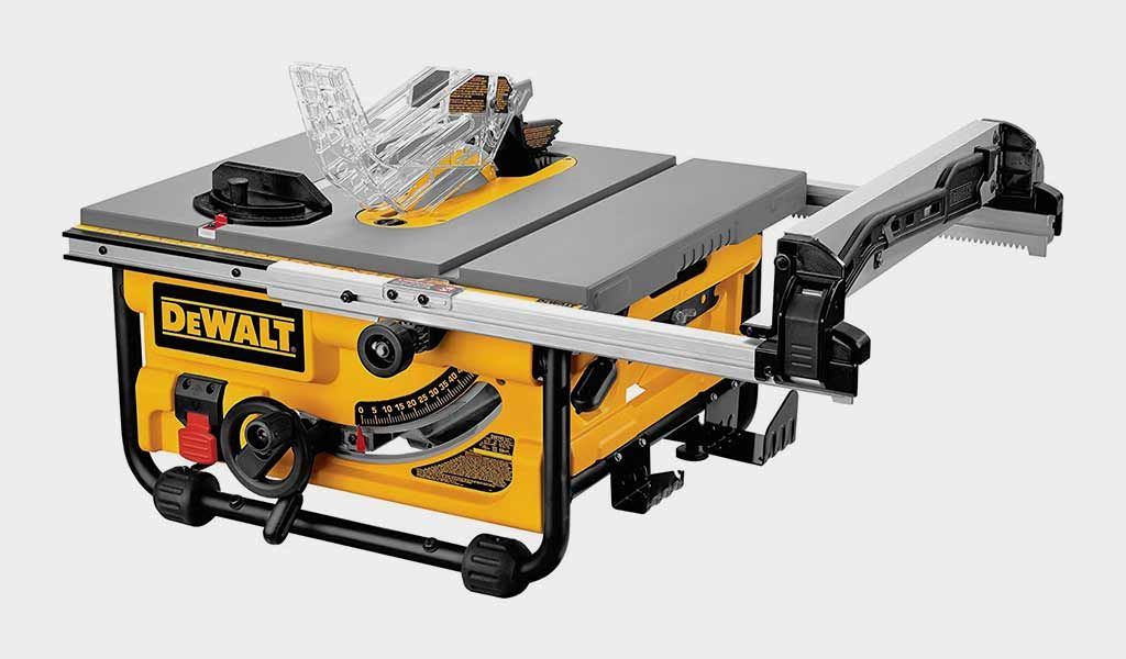 Top 10 Best Portable Table Saw Of 2020 Reviews Buying Guide In 2020 Portable Table Saw 10 Inch Table Saw Table Saw