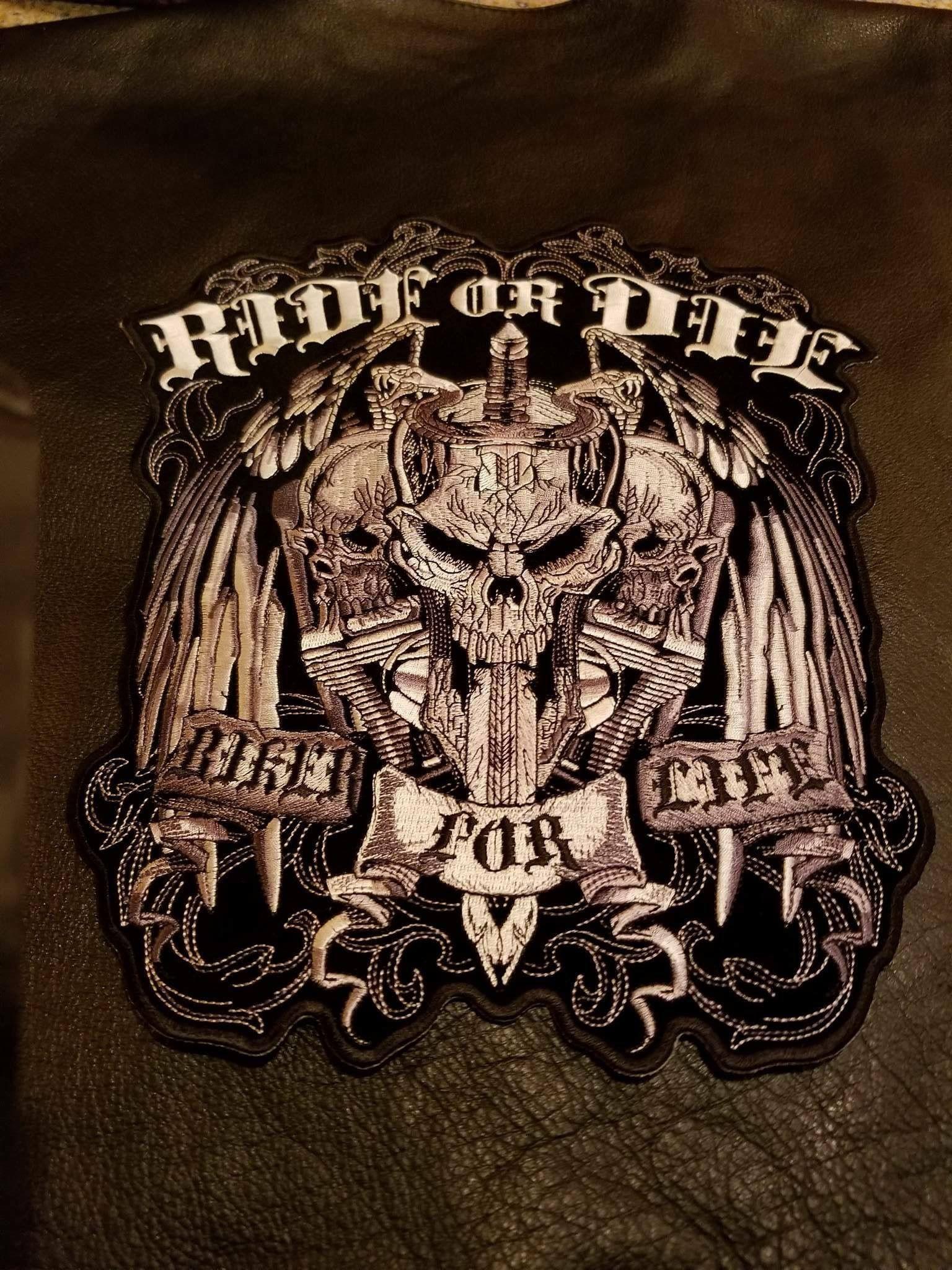 Ride Or Die - Skulls  0daa4827596