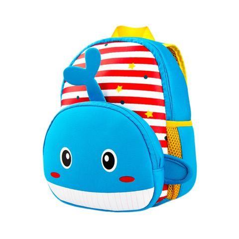 Aelicy 2018 Children Backpacks Kindergarten Schoolbag Cartoon Animal